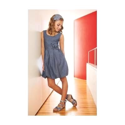 7c1c666200 Sukienka o modnym fasonie dla dziewczynki - Free Spirit